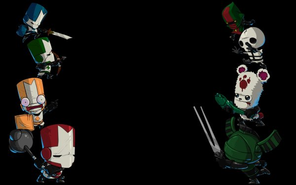 Video Game Castle Crashers HD Wallpaper | Background Image