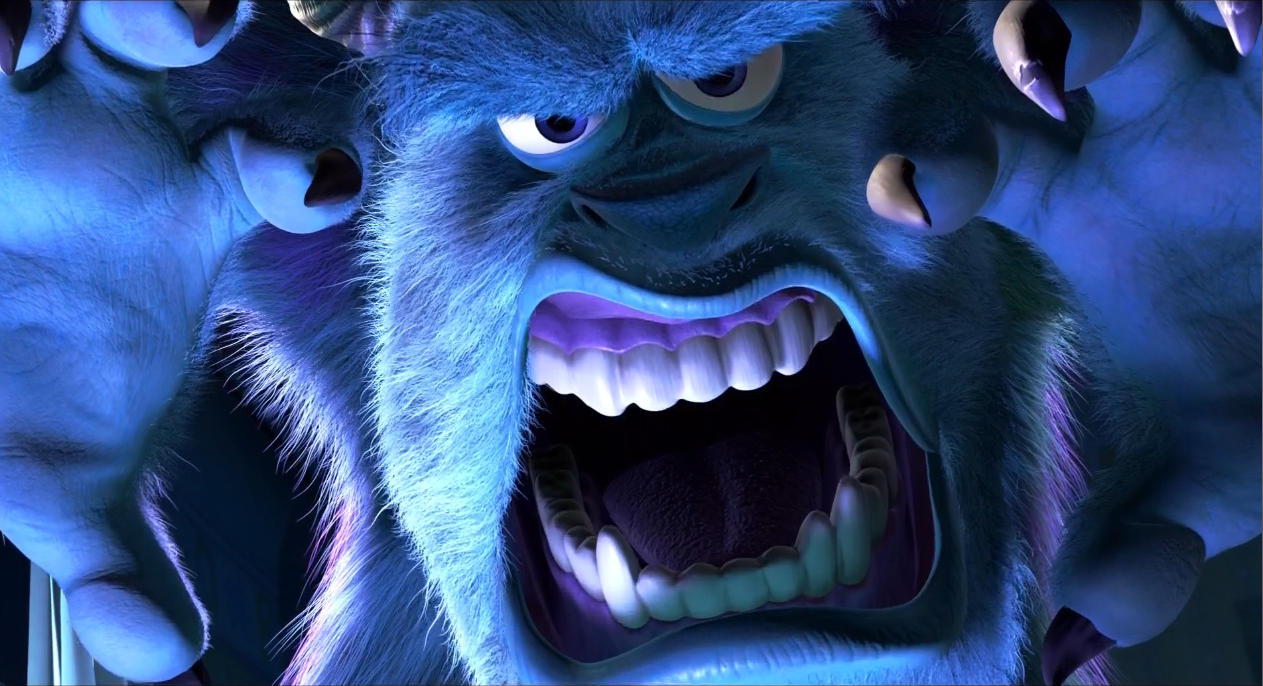 monsters, inc. full hd wallpaper and background image | 2535x1377