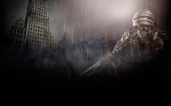 Video Game Metro: Last Light Redux Metro HD Wallpaper   Background Image