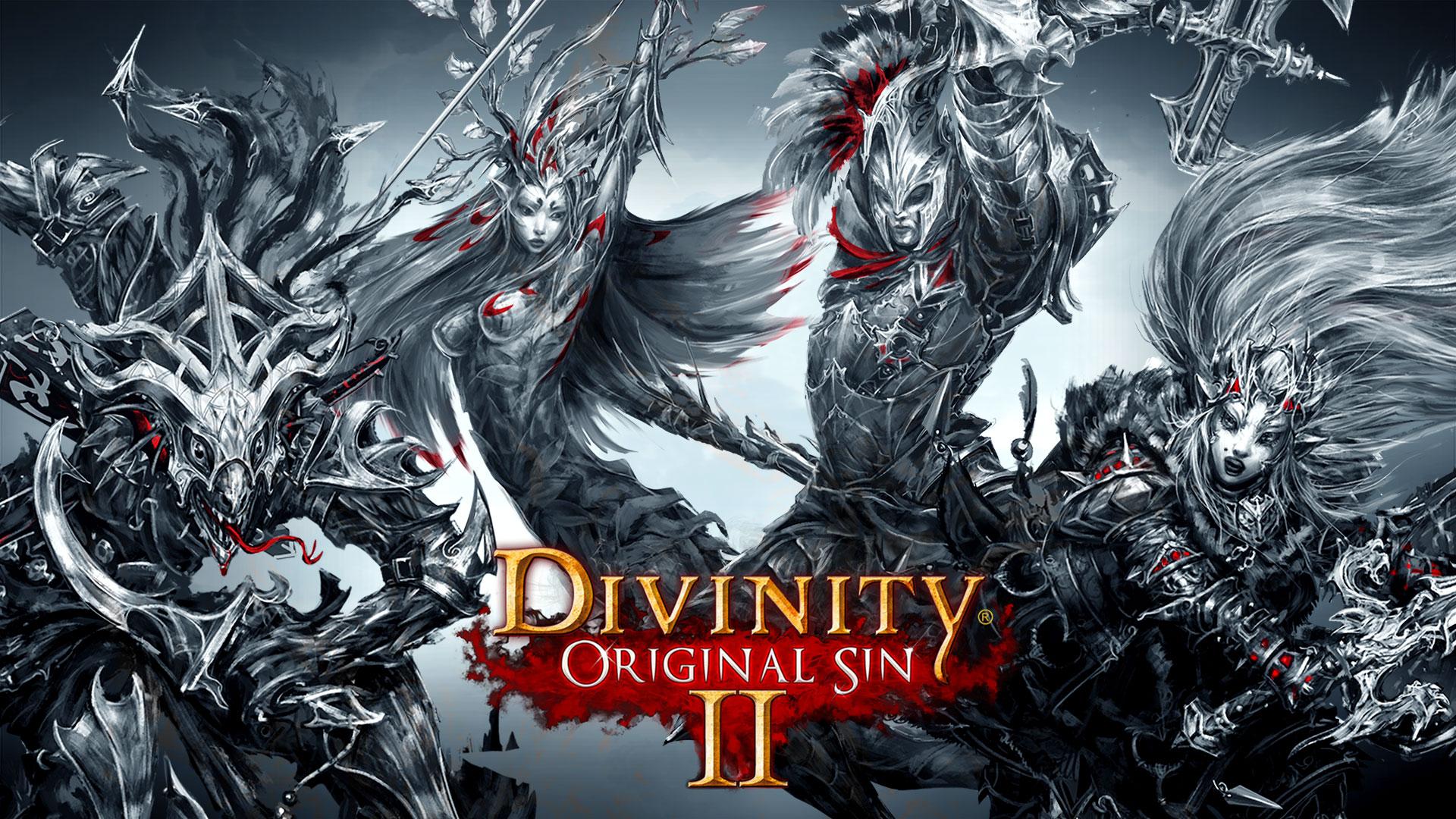 Divinity Original Sin Ii Fondo De Pantalla Hd Fondo De