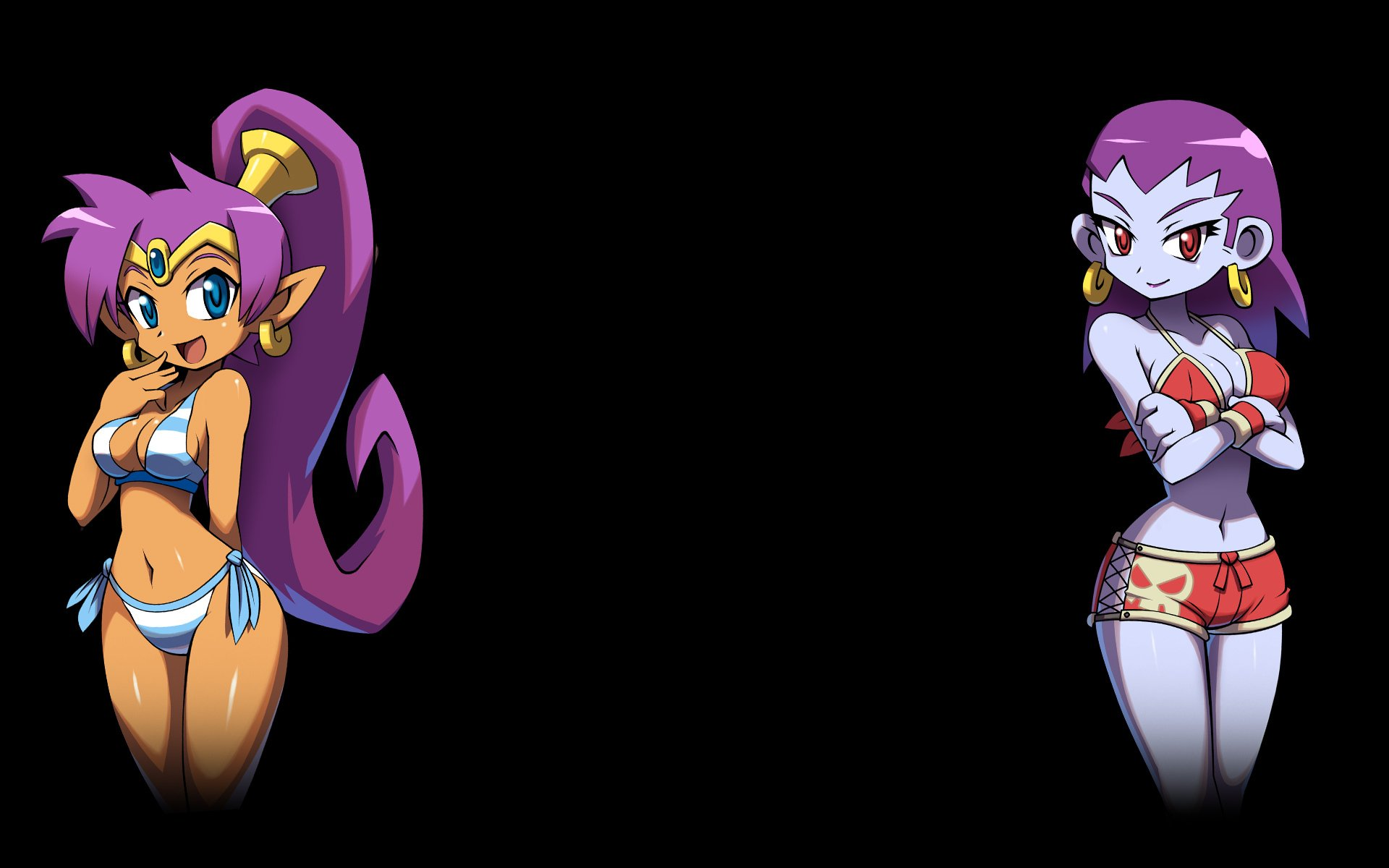 5 Shantae And The Pirate S Curse Hd Wallpapers Background Images