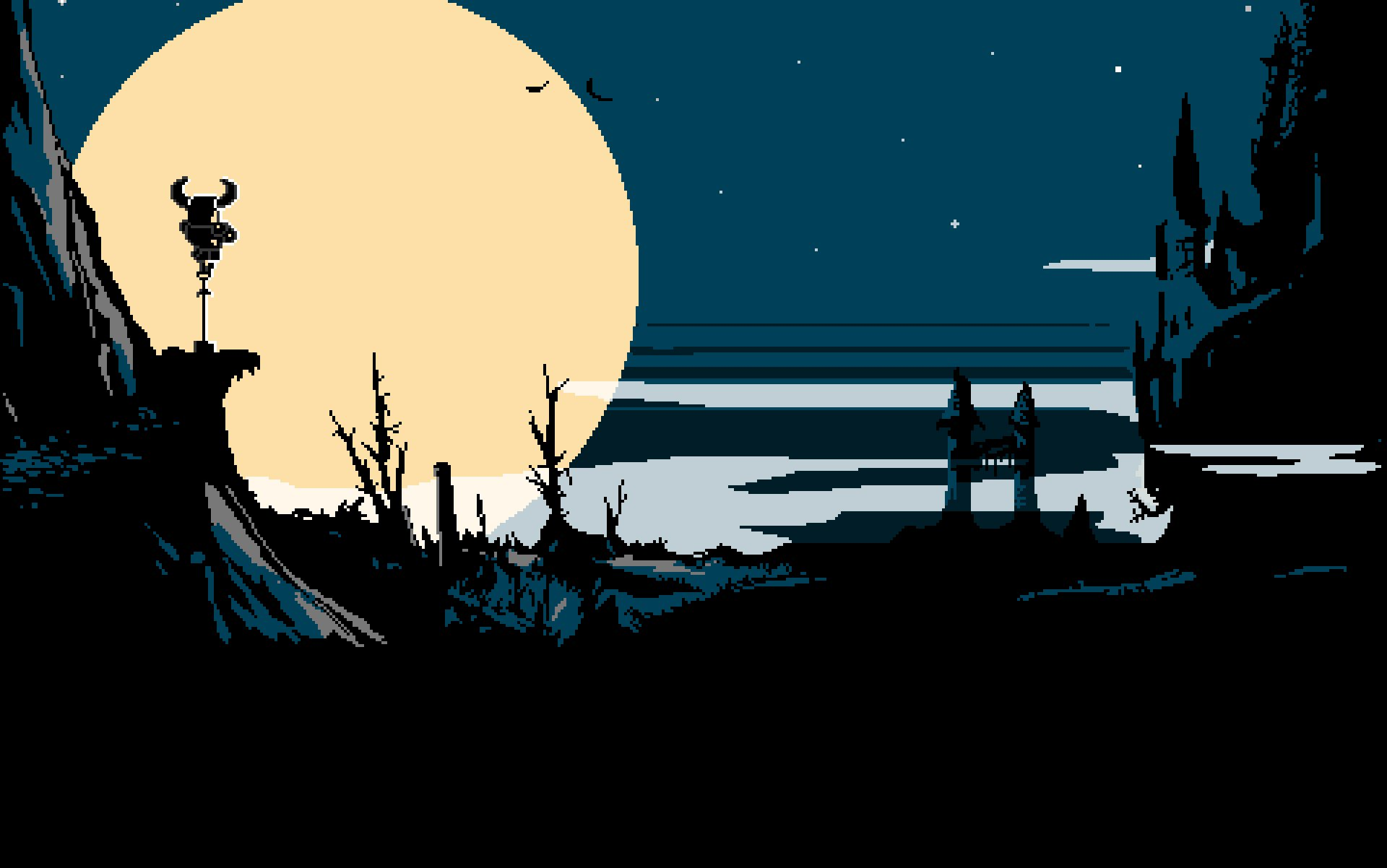 14 Shovel Knight Hd Wallpapers Background Images Wallpaper Abyss