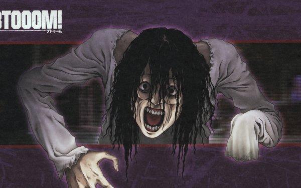 Anime Btooom! Shiki Murasaki HD Wallpaper   Background Image