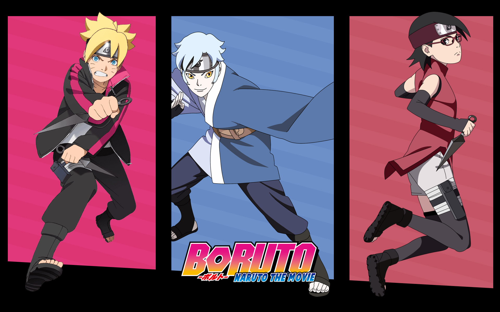 New Team 7 Boruto Hd Wallpaper Background Image 1920x1200 Id