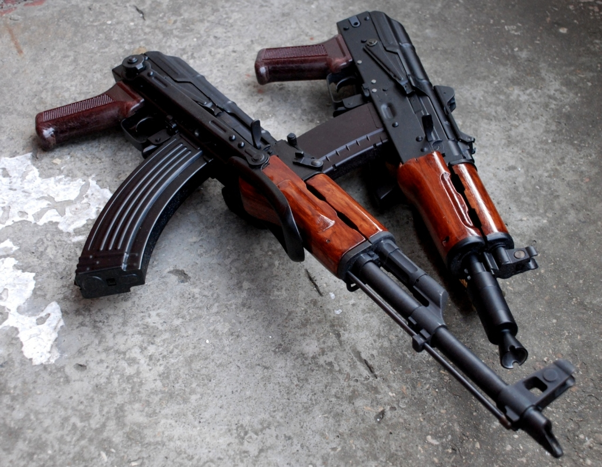 AK-47 Full HD Wallpaper And Background Image