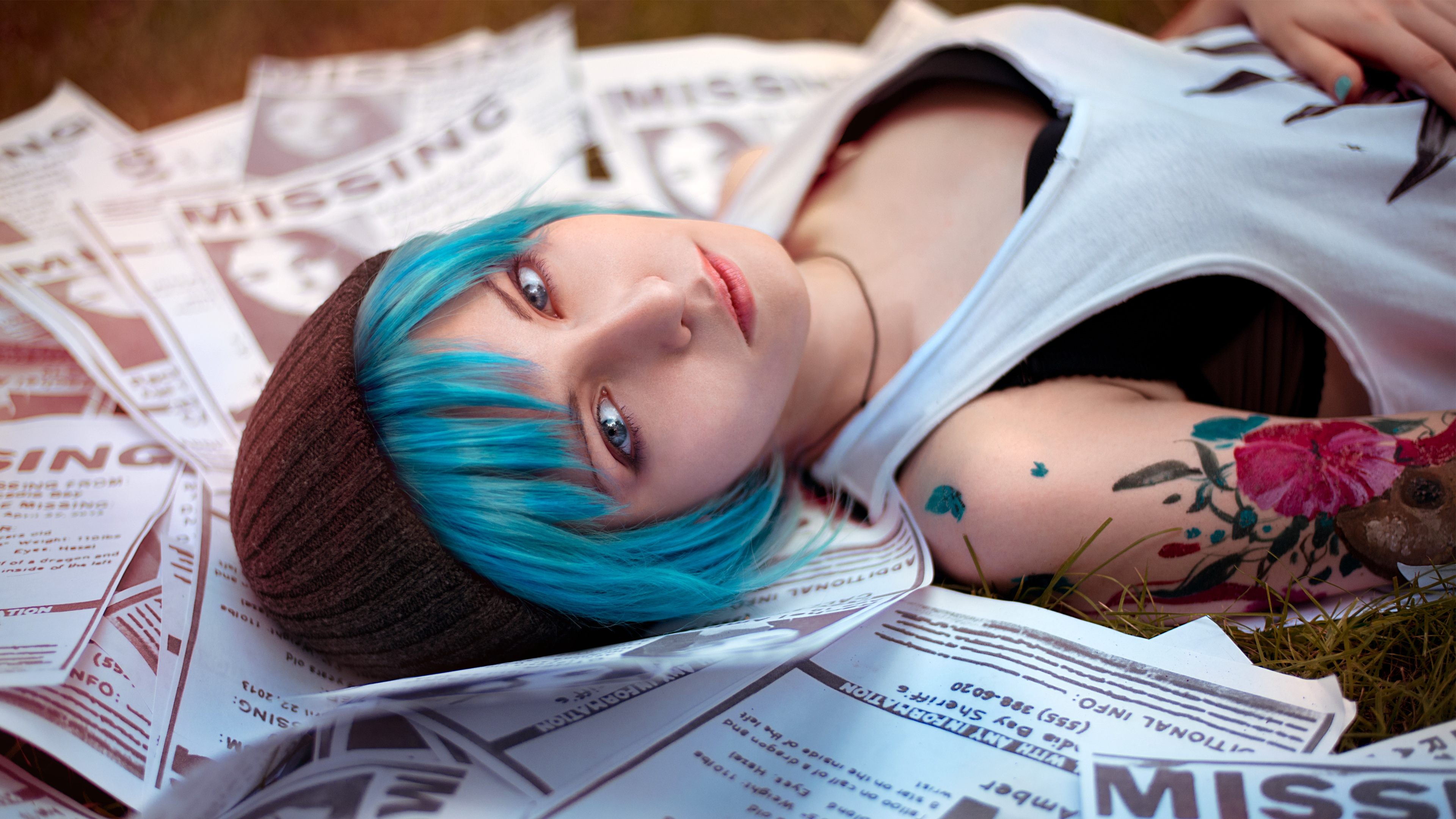 109 Chloe Price Hd Wallpapers Background Images Wallpaper Abyss