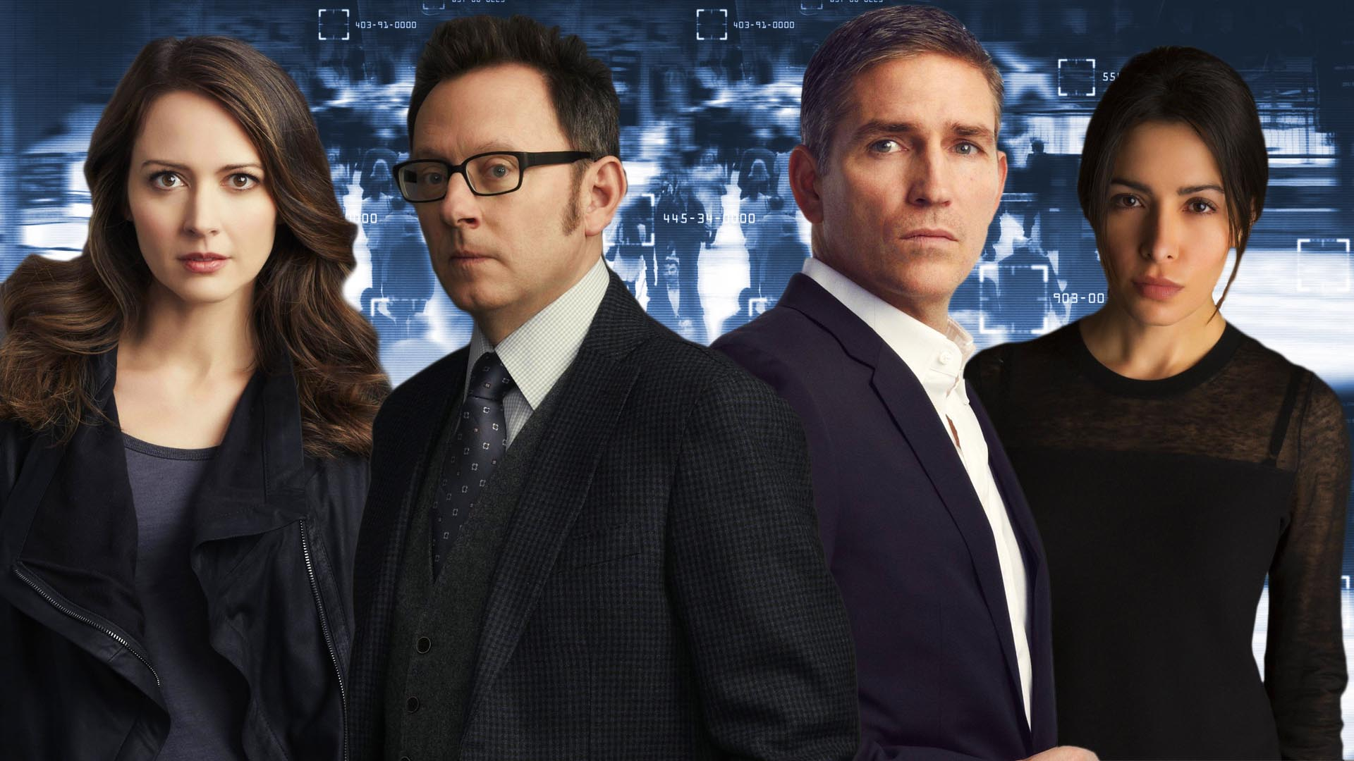 Person Of Interest HD Wallpaper