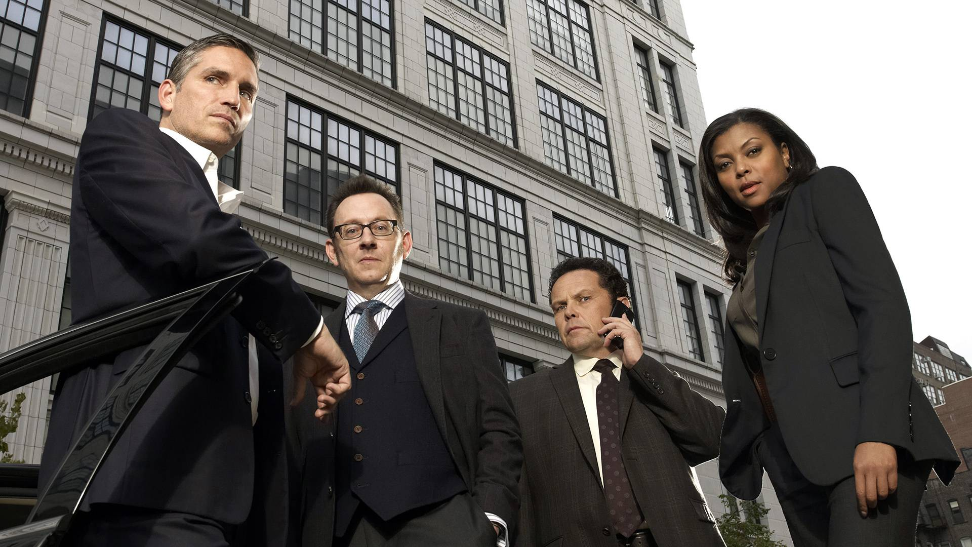 Person Of Interest HD Wallpaper | Background Image