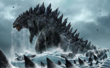 150 Godzilla Hd Wallpapers Background Images Wallpaper Abyss