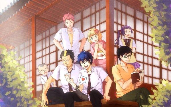 Anime Blue Exorcist Ao No Exorcist Konekomaru Miwa Izumo Kamiki Yukio Okumura Rin Okumura Shiemi Moriyama Renzo Shima Ryuji Suguro HD Wallpaper | Background Image