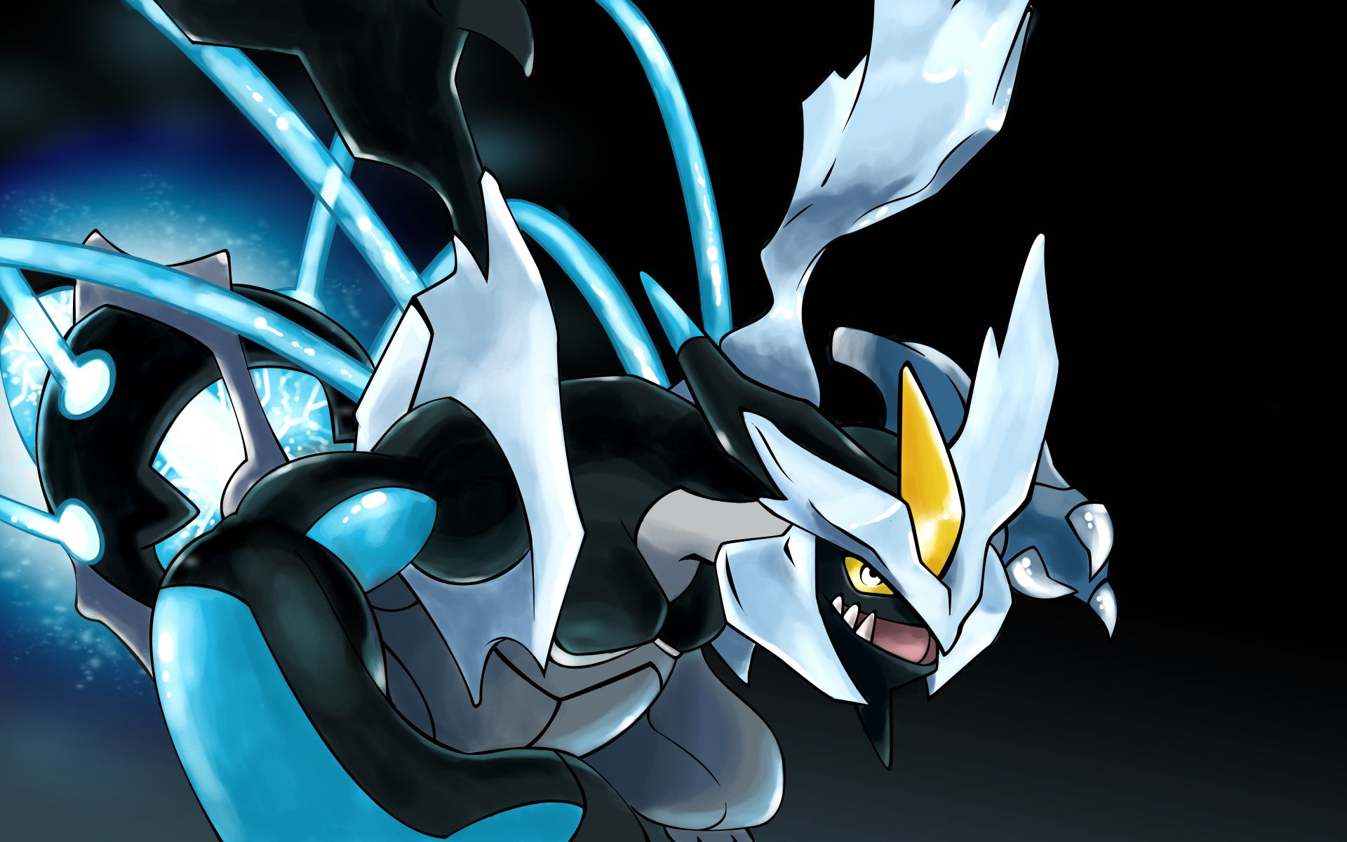 Anime - Pokémon  Kyurem (Pokemon) Wallpaper