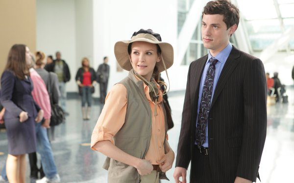 TV Show Bones John Francis Daley Lance Sweets Carla Gallo Daisy Wick HD Wallpaper | Background Image