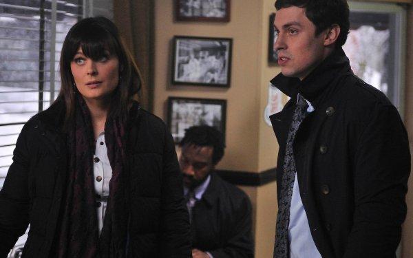 TV Show Bones Temperance Brennan Emily Deschanel John Francis Daley Lance Sweets HD Wallpaper | Background Image
