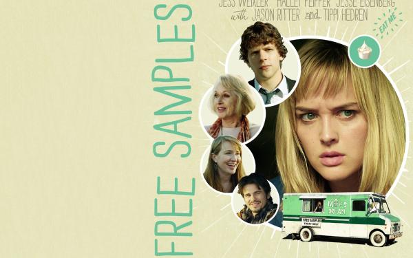 Movie Free Samples Jess Weixler Jesse Eisenberg Jason Ritter Halley Feiffer Tippi Hedren HD Wallpaper | Background Image
