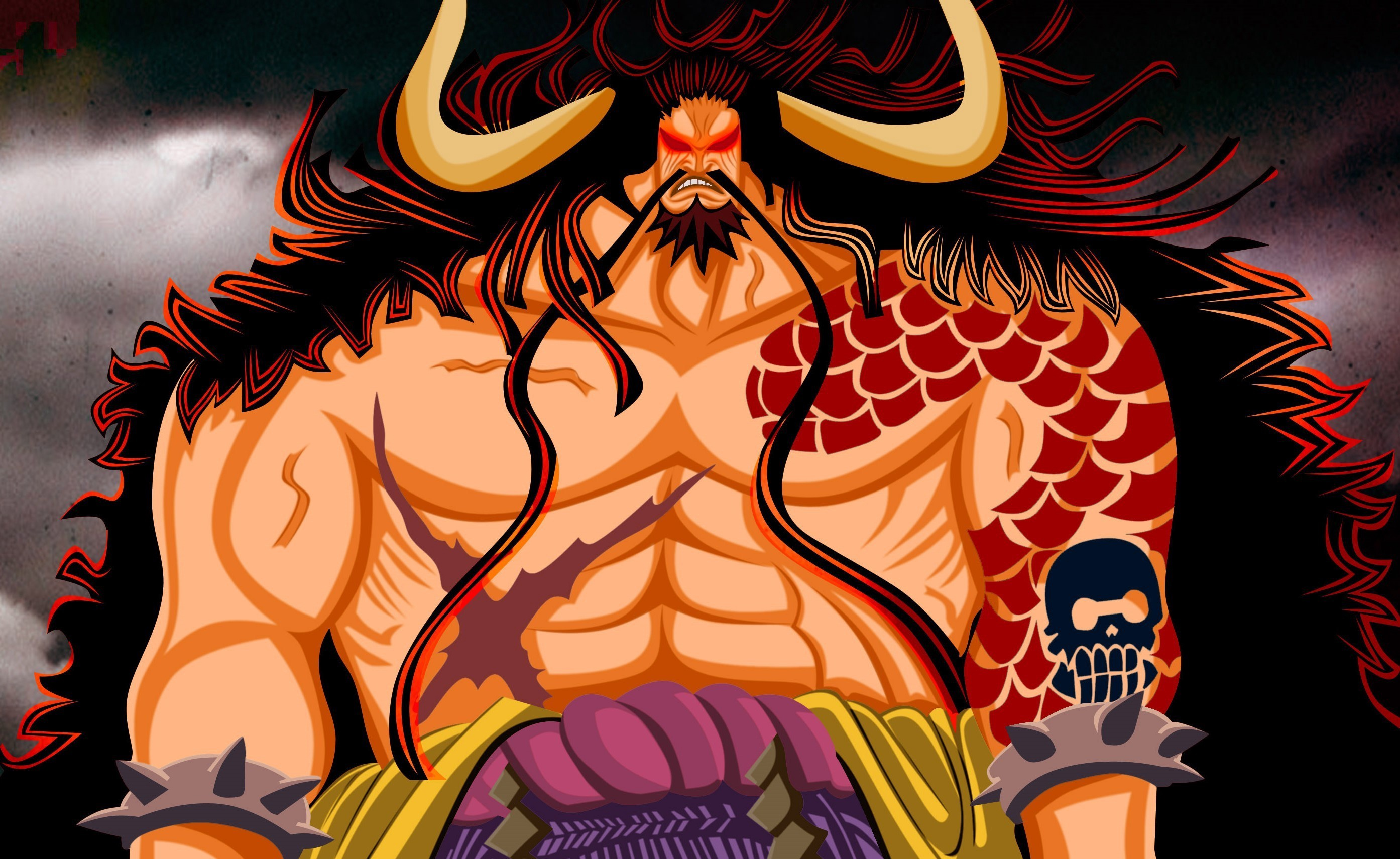 52 Kaido One Piece Hd Wallpapers Background Images Wallpaper Abyss