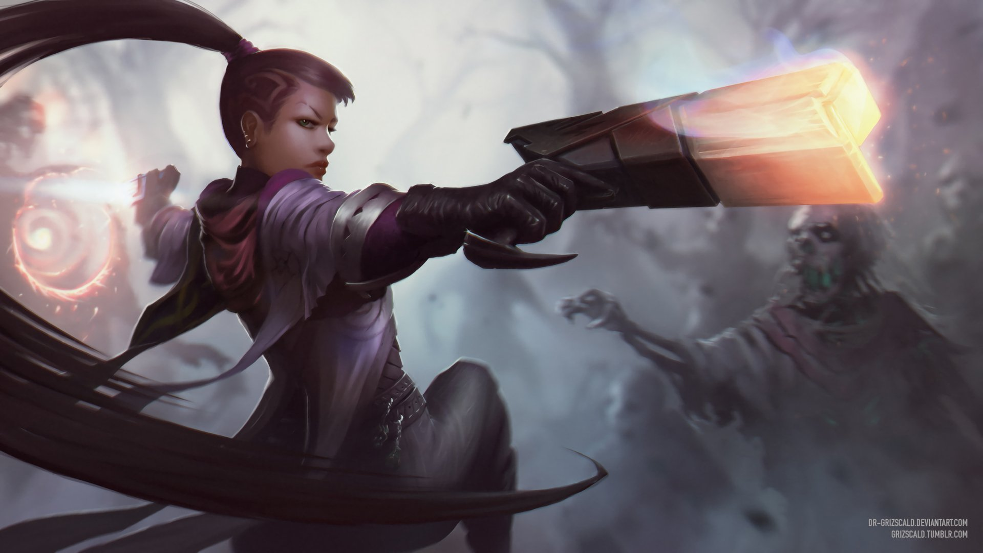 League Of Legends HD Wallpaper | Background Image ...