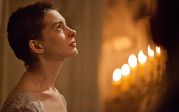 Movie Les Misérables (2012) Anne Hathaway HD Wallpaper | Background Image