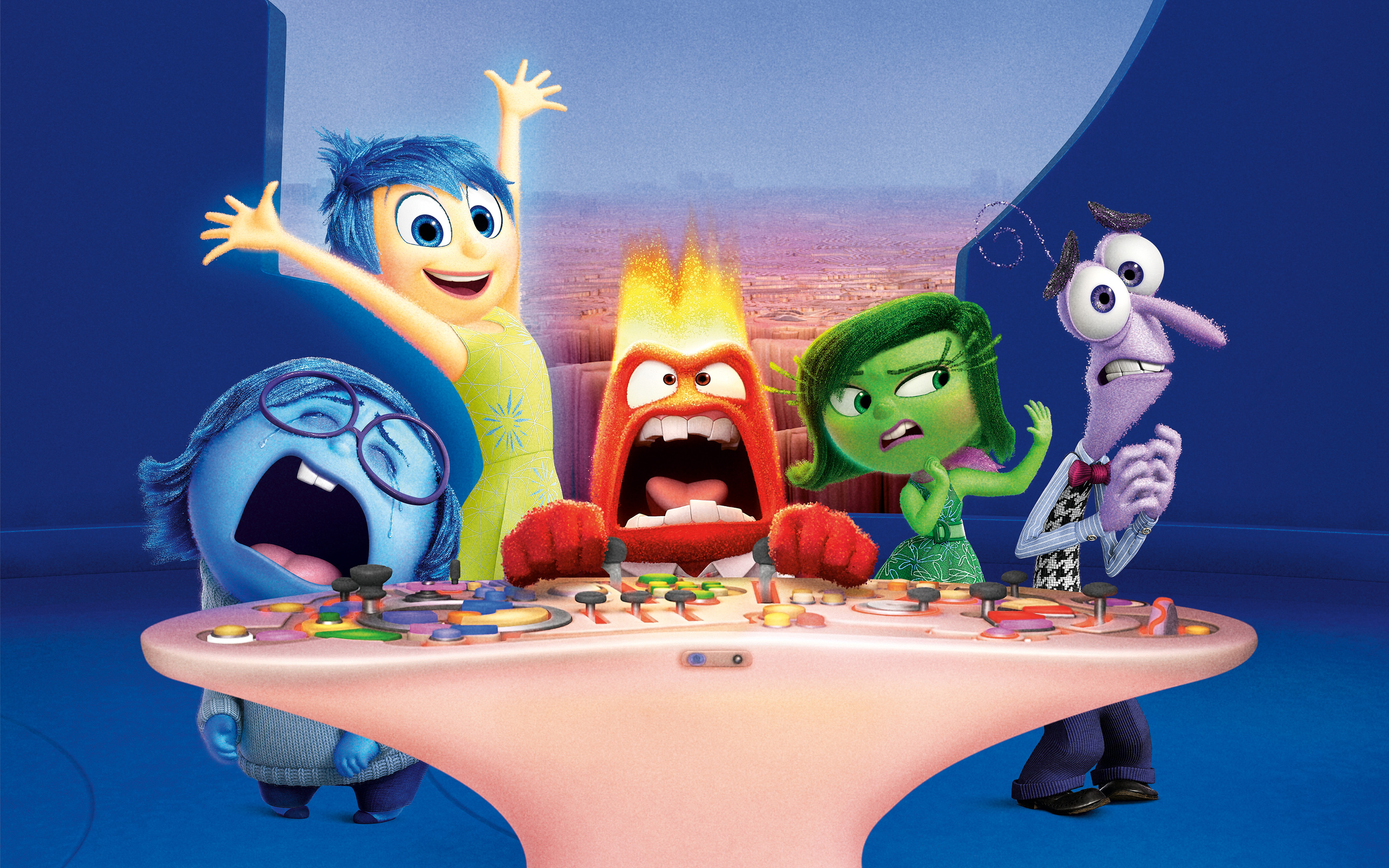 Inside out full hd wallpaper and background image for Inside movie