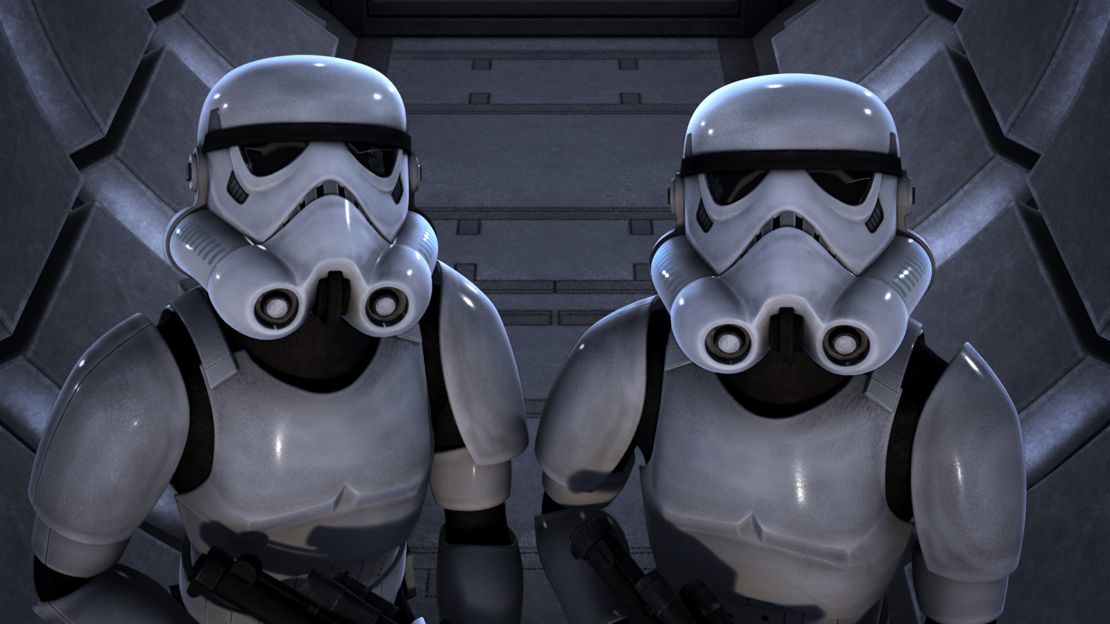 TV Show - Star Wars Rebels  Stormtrooper Wallpaper