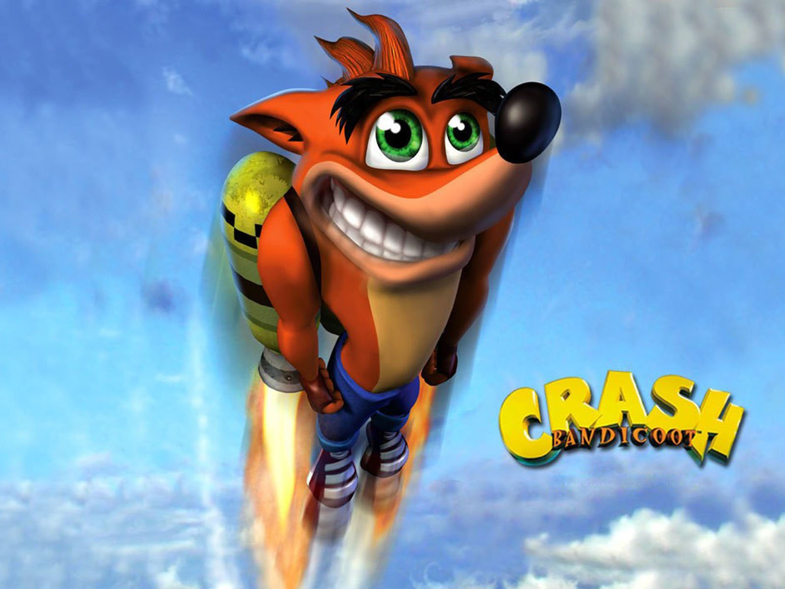 67 Crash Bandicoot HD Wallpapers