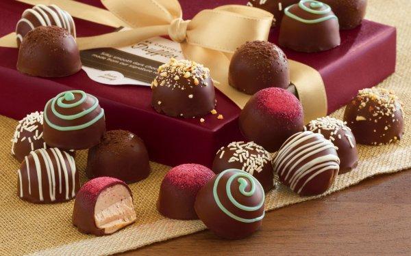 Food Chocolate Dessert HD Wallpaper   Background Image