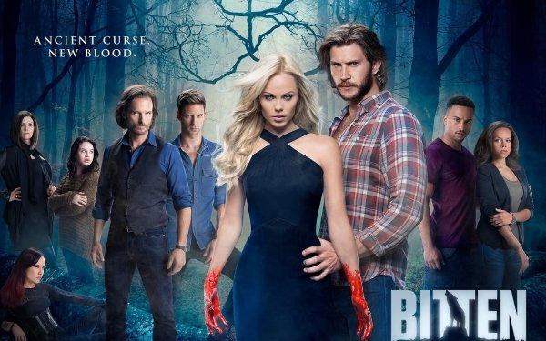 TV Show Bitten Cast HD Wallpaper | Background Image