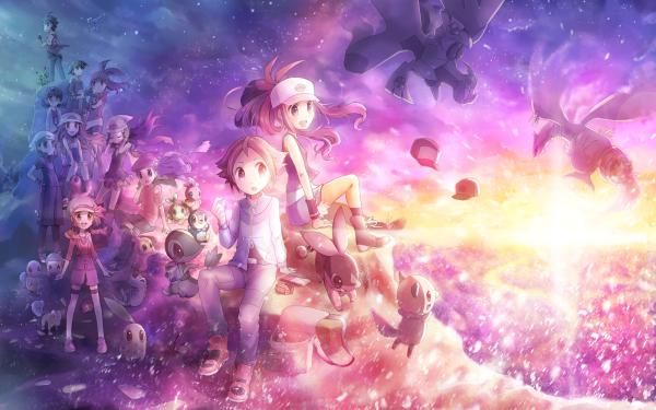 Anime Pokémon HD Wallpaper   Background Image
