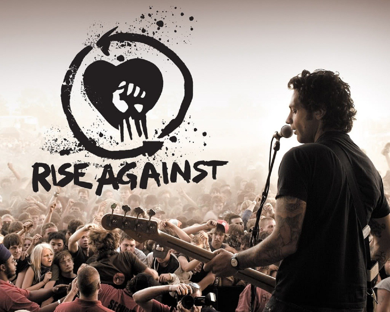Rise Against Wallpaper And Background Image