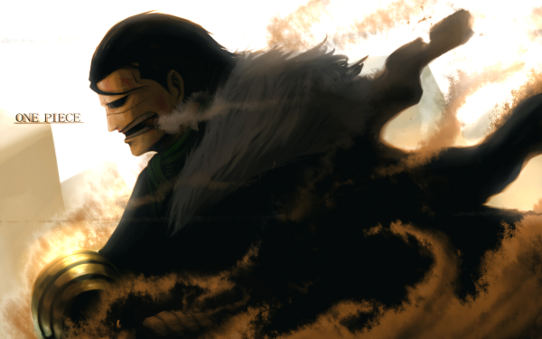 Anime One Piece Crocodile HD Wallpaper | Background Image