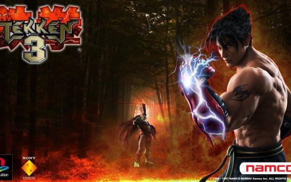 Video Game Tekken 3 Tekken Ogre Jin Kazama HD Wallpaper | Background Image