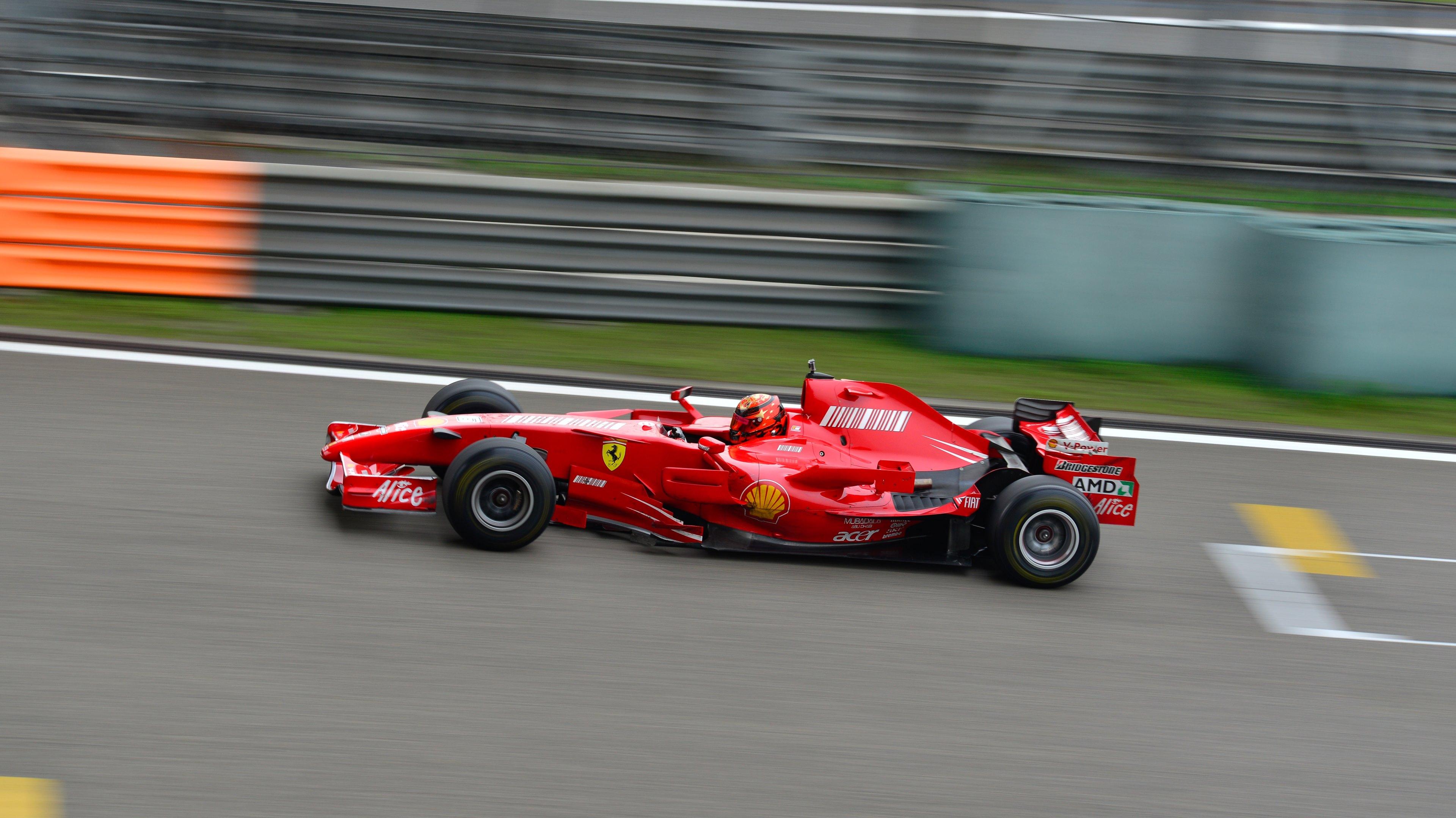 Esportes F1 Ferrari F1 Racing Papel De Parede