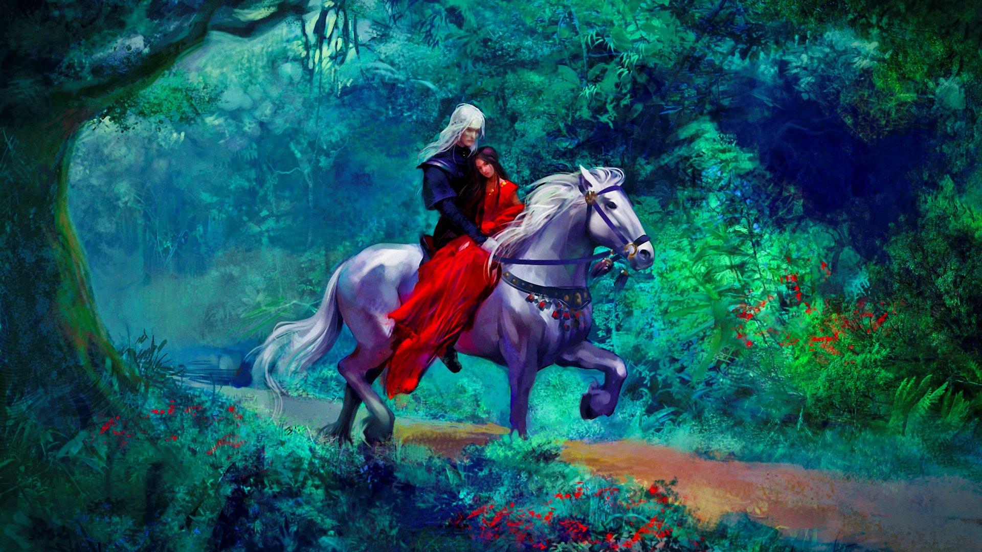 Fantasy - Love  Artistic Fantasy Wallpaper