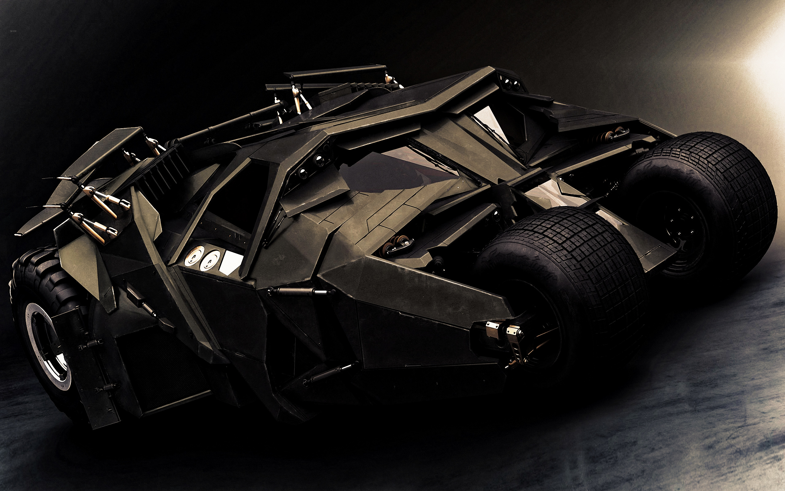 Bat Car Full HD Wallpaper and Background Image | 2560x1600 | ID:654214