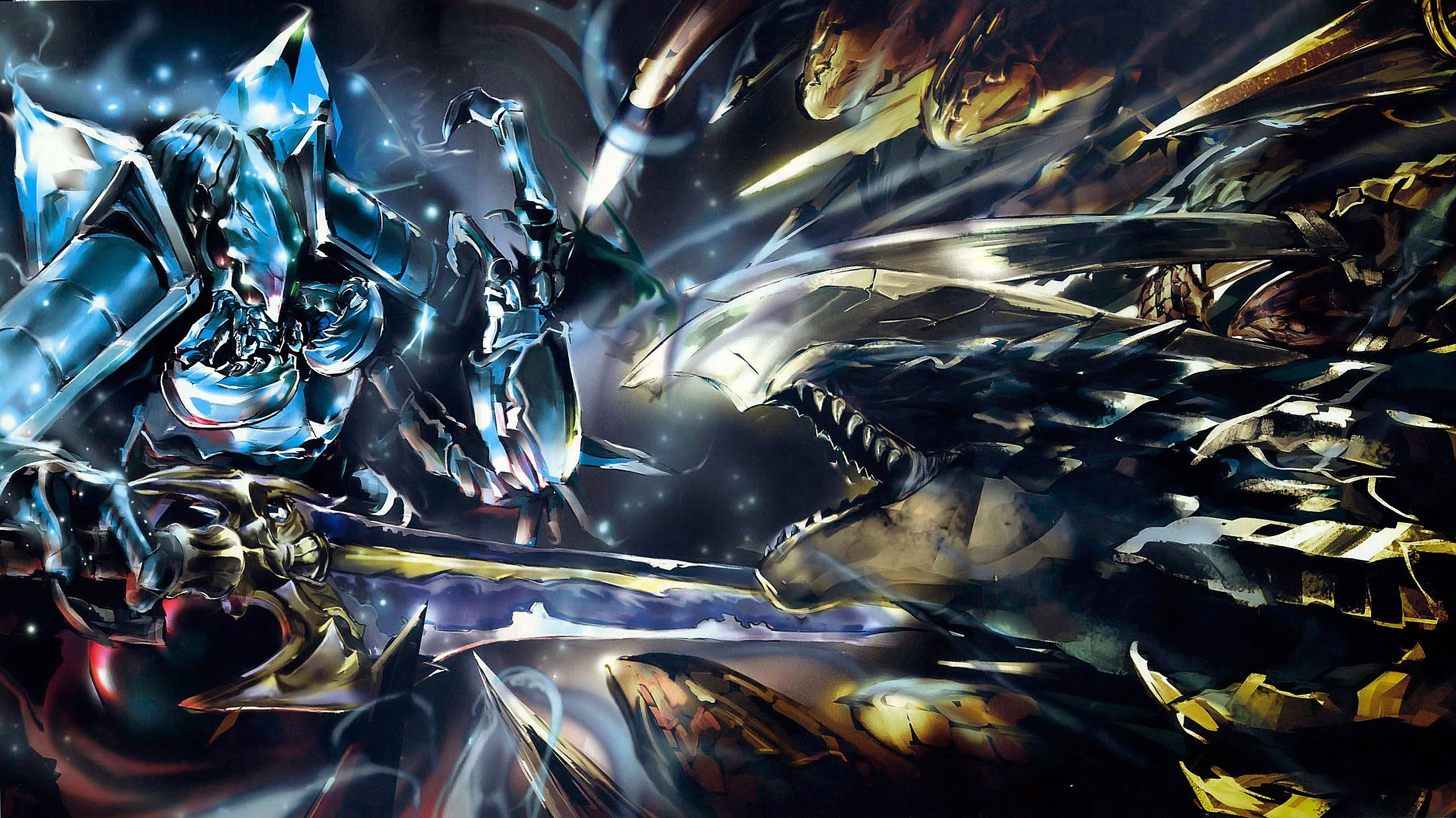 273 Overlord Hd Wallpapers Background Images Wallpaper Abyss Page 2
