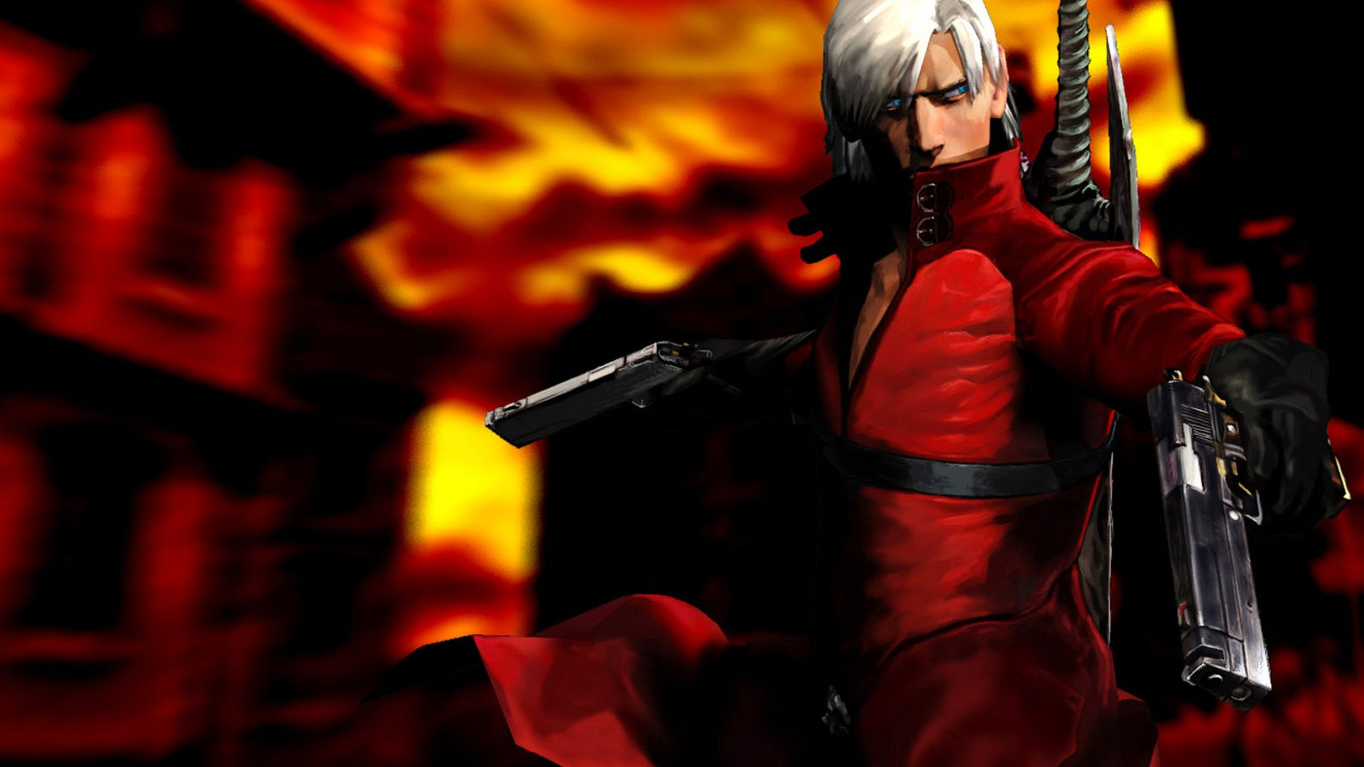 Devil May Cry 2 Hd Wallpaper Background Image 1920x1080 Id