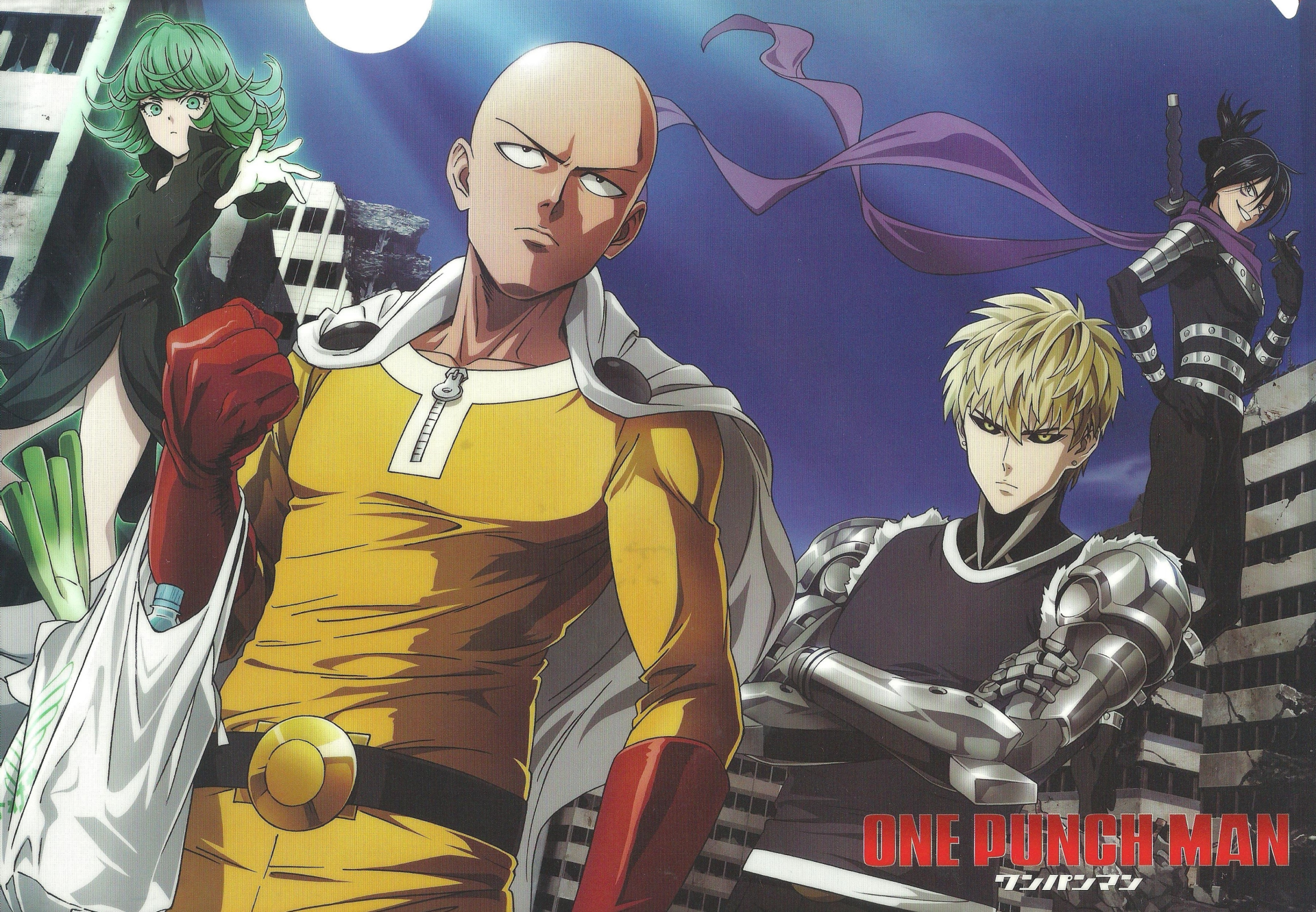 One punch man full hd wallpaper and background image - Funny one punch man wallpaper ...