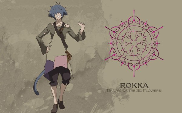 Anime Rokka: Braves of the Six Flowers Hans Humpty HD Wallpaper | Background Image