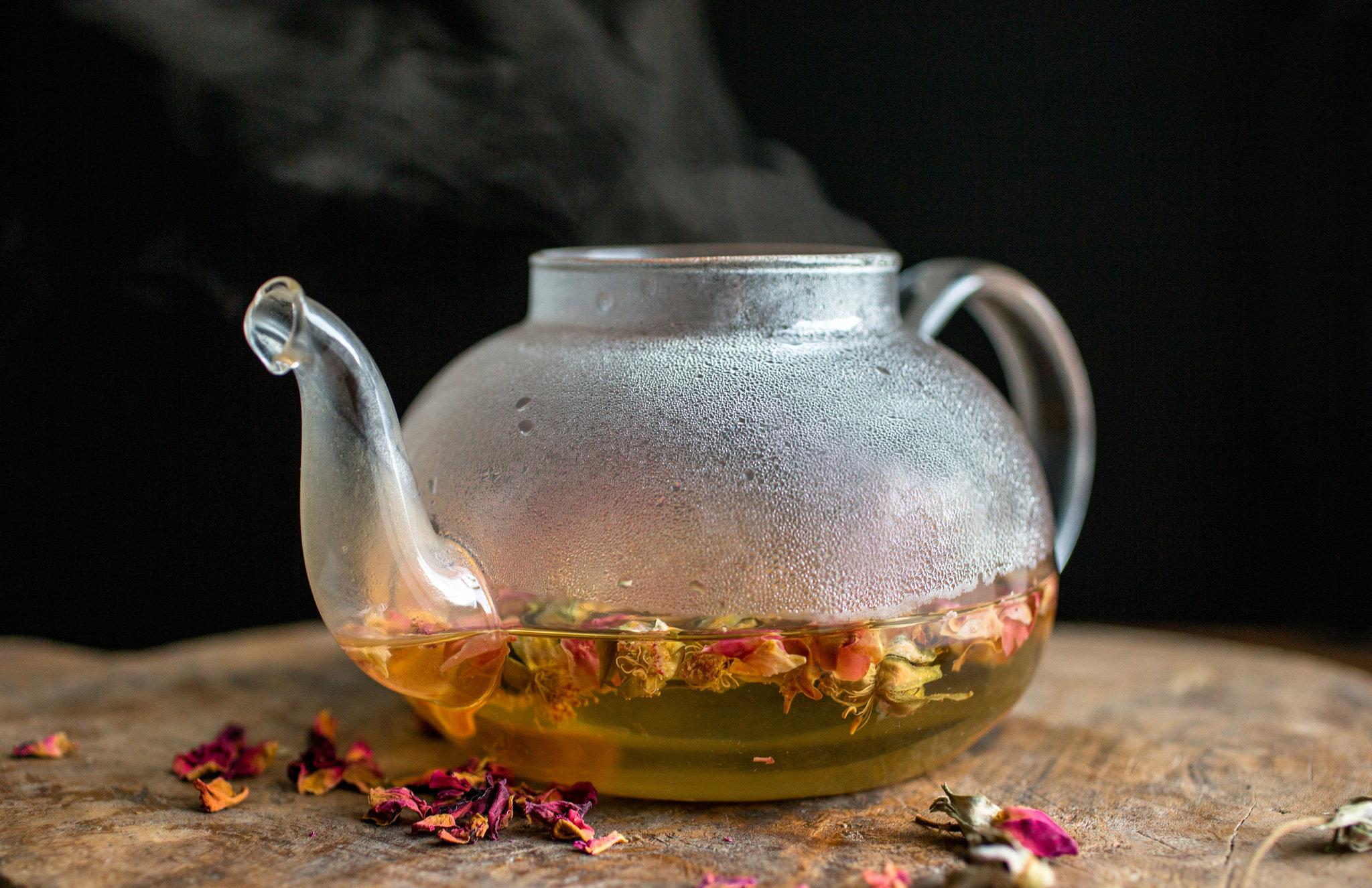 Rose Petal Tea HD Wallpapers | Backgrounds - Wallpaper Abyss