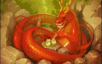 27 Chinese Dragon HD Wallpapers