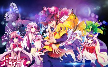 336 Shiro No Game No Life Hd Wallpapers Background Images