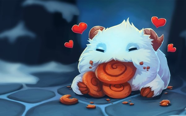 Video Game League Of Legends Poro HD Wallpaper | Background Image