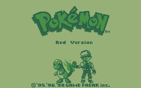 Videojuego Pokémon: Rojo y Azul Pokémon Charmander Red Fondo de pantalla HD   Fondo de Escritorio