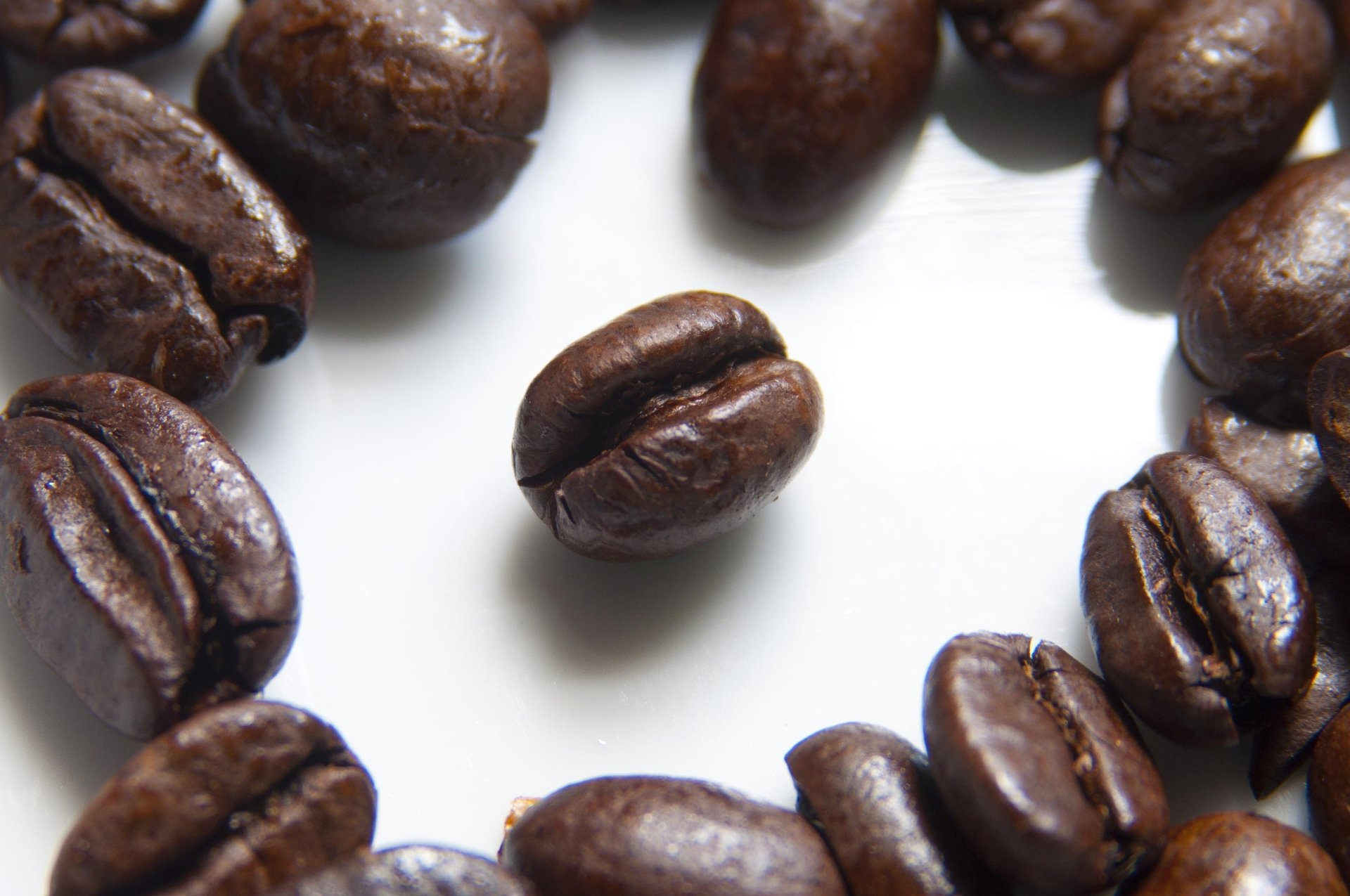Food - Coffee  Coffee Beans Wallpaper