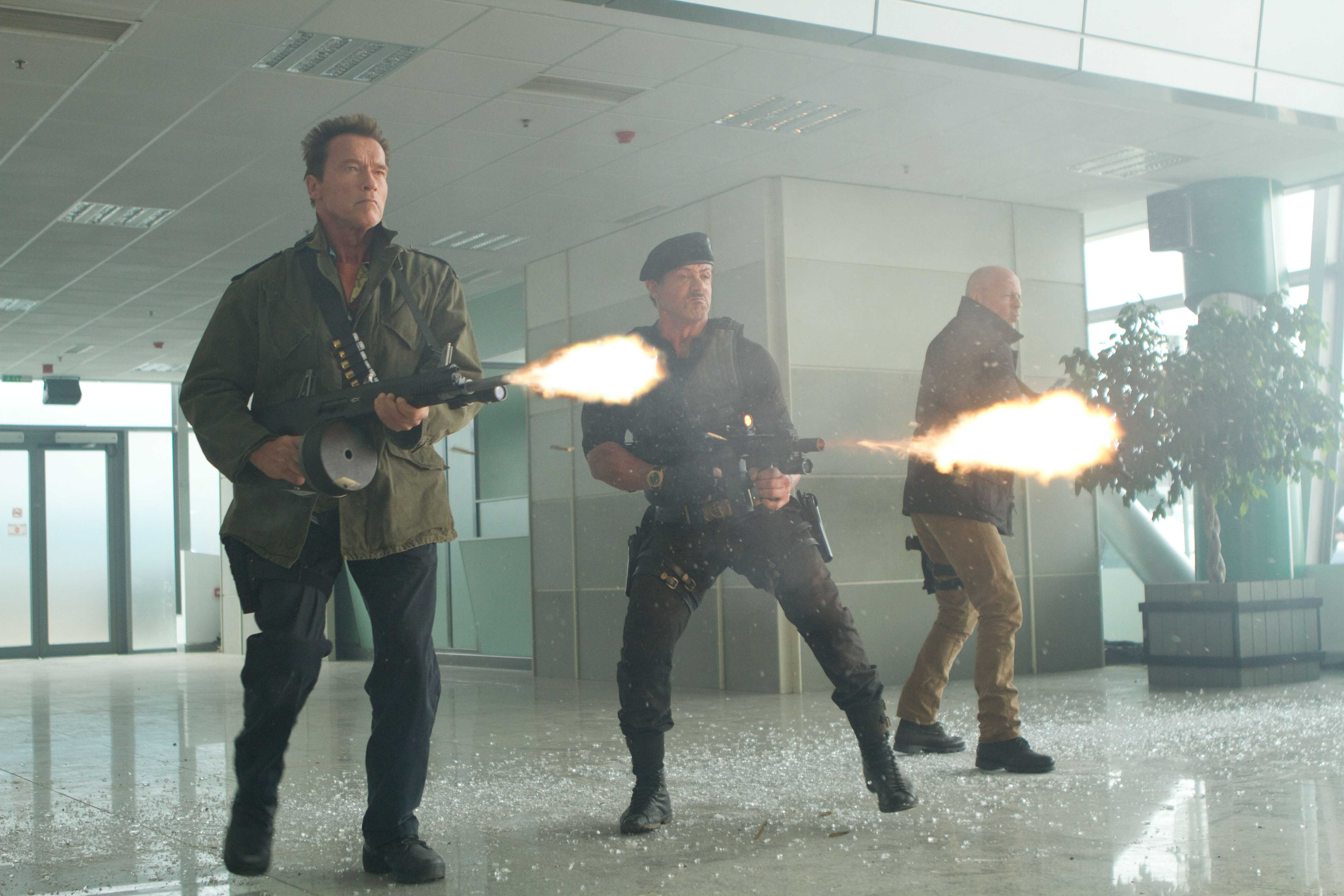 Sylvester Stallone In Expendables 2 Wallpapers: The Expendables 2 5k Retina Ultra HD Wallpaper And
