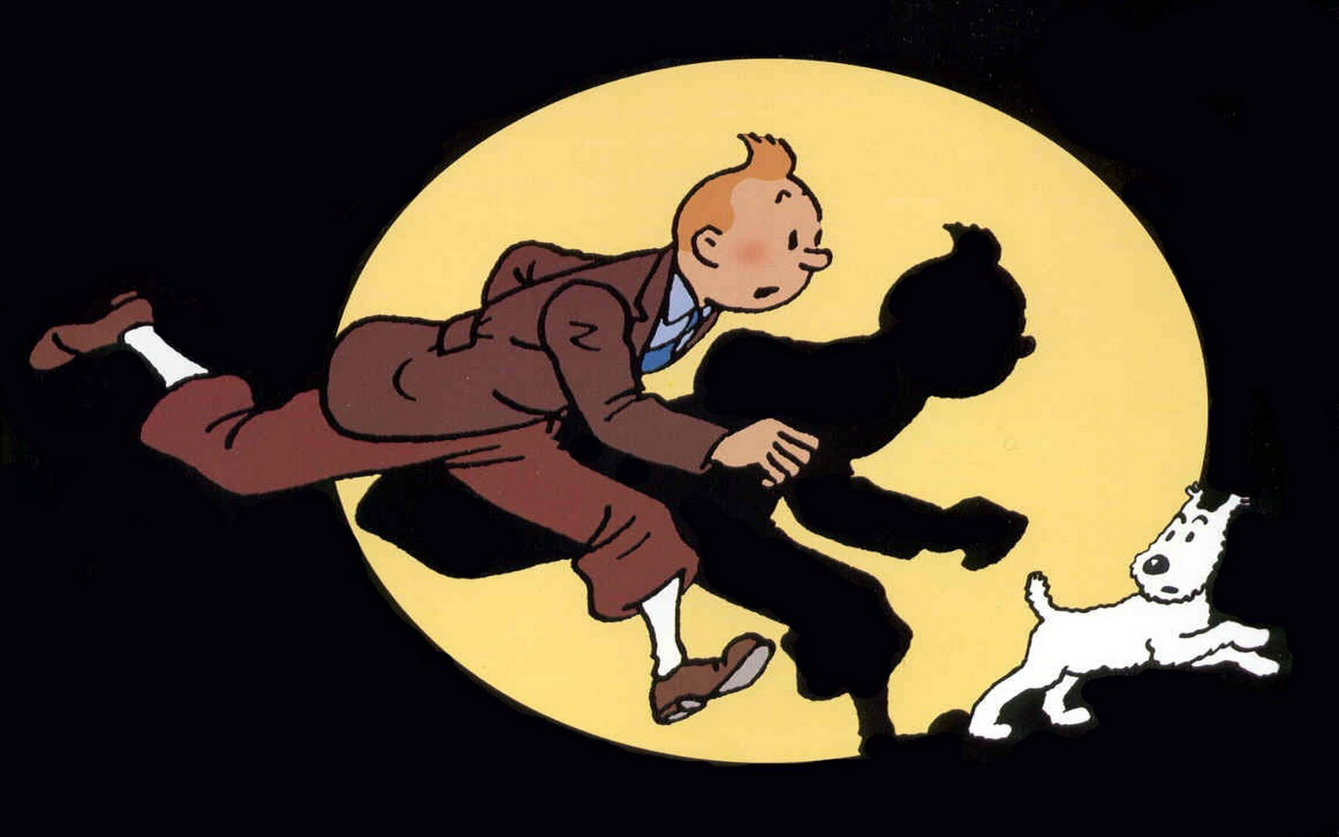 the adventures of tintin wallpaper