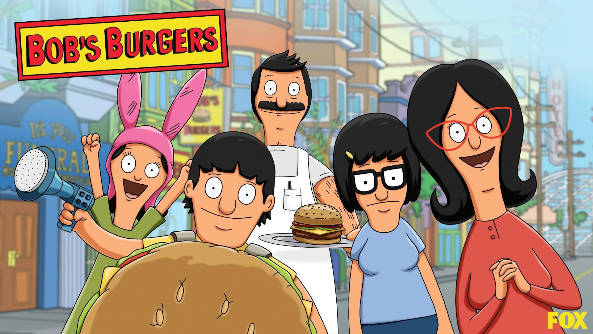 Bob's Burgers HD Wallpaper | Background Image | 1920x1080 ...