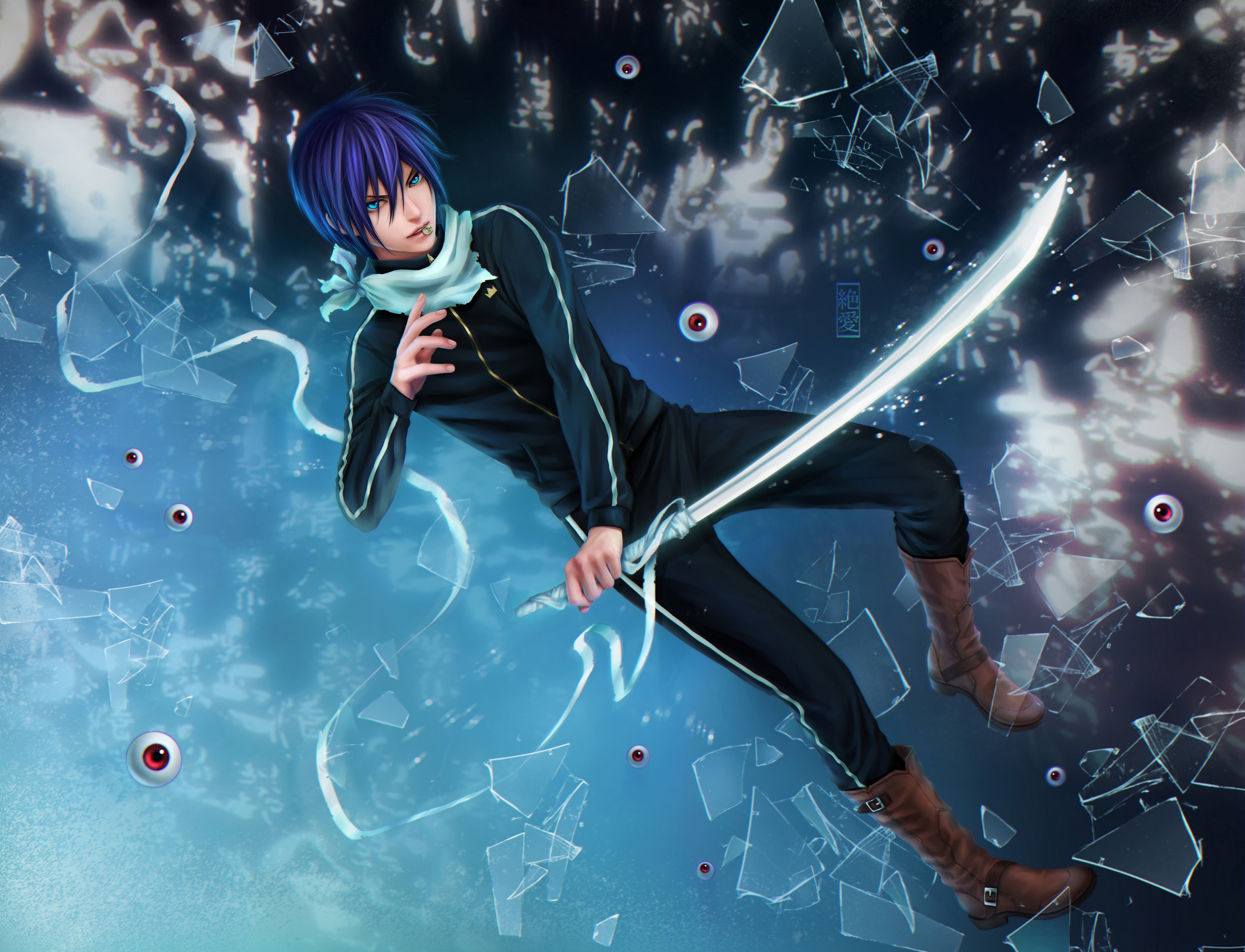 Noragami Full HD Wallpaper and Background | 1920x1080 | ID:695940
