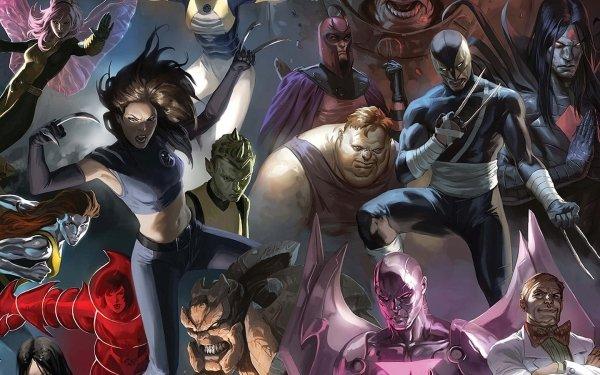 Comics X-Men X-23 Juggernaut HD Wallpaper | Background Image