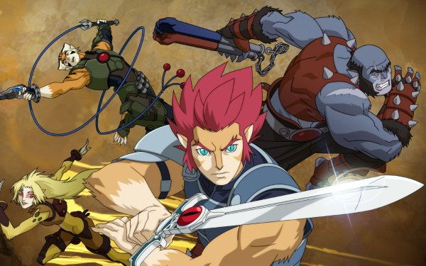 Video Game ThunderCats HD Wallpaper | Background Image