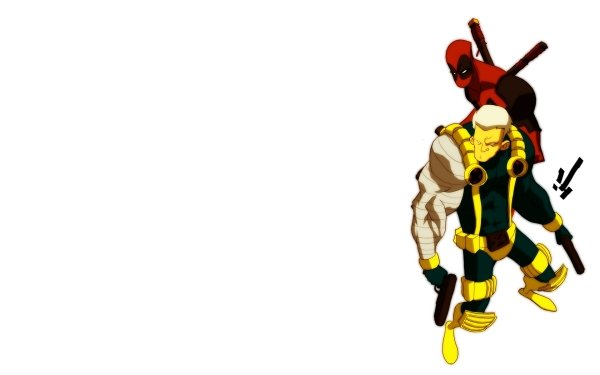 Bande-dessinées Cable & Deadpool Fond d'écran HD   Image